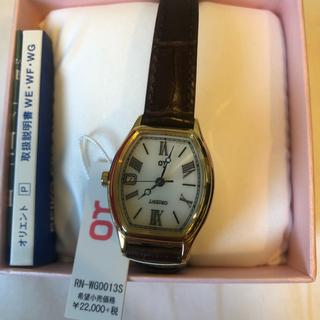 オリエント(ORIENT)のヨドバシカメラ2020福袋 レディース腕時計ウォッチの夢(腕時計)