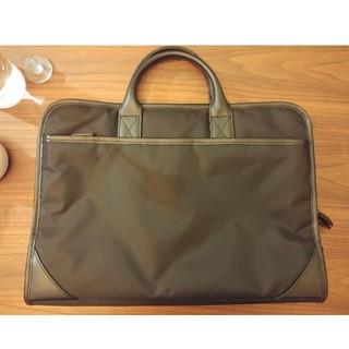ムジルシリョウヒン(MUJI (無印良品))の無印良品 ビジネスバッグ 黒(ビジネスバッグ)