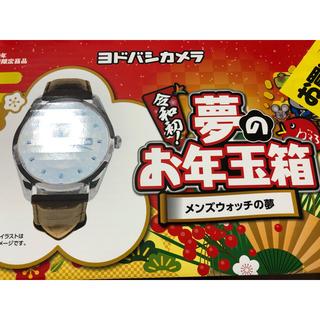 オリエント(ORIENT)のヨドバシカメラ 2020夢のお年玉箱 メンズウォッチの夢(腕時計(アナログ))