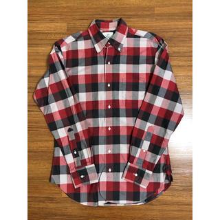 ブラックフリース(BLACK FLEECE)の【菊さま専用】ブラックフリース チェックシャツ(シャツ)