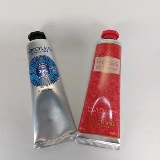 ロクシタン(L'OCCITANE)のロクシタン (シアハンドクリーム&ネイルクリーム)(ハンドクリーム)