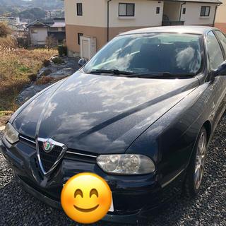 アルファロメオ(Alfa Romeo)のアルファロメオ 156 フェーズ1 6MT(車体)