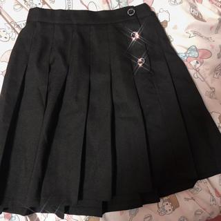 レピピアルマリオ(repipi armario)のプリーツスカート(ミニスカート)