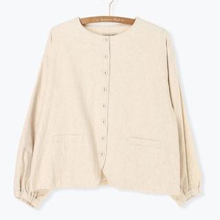 SM2 - 【新品タグ付】SM2 クルーネックショートジャケット