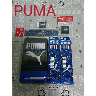 プーマ(PUMA)の新品★PUMA文具セット★プーマ【5種類】(ペン/マーカー)