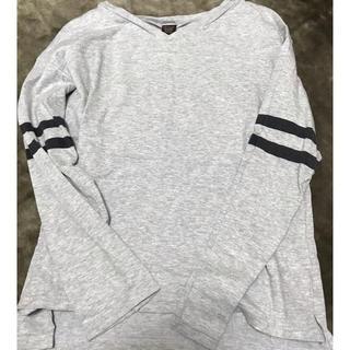 ドアーズ(DOORS / URBAN RESEARCH)のアーバンリサーチドアーズ Vネック長袖Tシャツ(Tシャツ(長袖/七分))