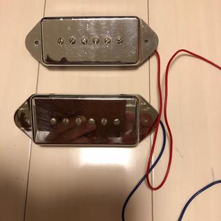 エピフォン(Epiphone)のsamick  セミアコcasino P-90タイプピックアップ(パーツ)
