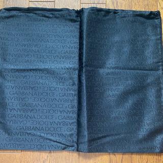 ドルチェアンドガッバーナ(DOLCE&GABBANA)のドルガバ 大判 茶巾袋(旅行用品)