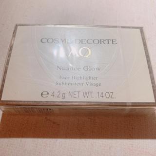 コスメデコルテ(COSME DECORTE)のコスメデコルテAQ ハイライトレフィル(フェイスパウダー)