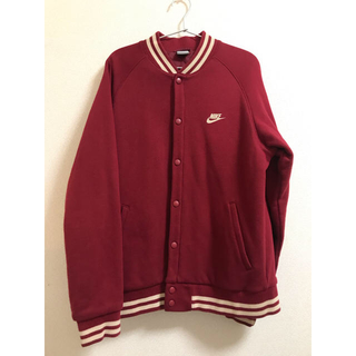 ナイキ(NIKE)のnike stadium jacket(スタジャン)