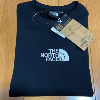 THE NORTH FACE - THE NORTH FACE スウェット クルー トレーナー ブラック M