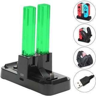 Nintendo Switch Joy-Con充電器 プローコントローラー充電器(家庭用ゲーム機本体)
