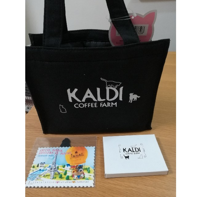 【新品未使用】限定  カルディ ネコの日バック レディースのバッグ(トートバッグ)の商品写真