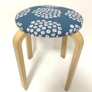マリメッコ(marimekko)のマリメッコ  丸椅子 スツール(スツール)