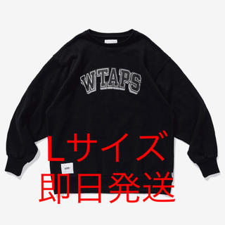 W)taps - DAWN. DESIGN CREW NECK /SWEATSHIRT.COPO