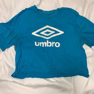 アンブロ(UMBRO)のターコイズブルー UMBRO(Tシャツ(半袖/袖なし))