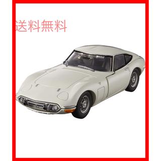 タカラトミー(Takara Tomy)のトミカプレミアム トミカプレミアムRS トヨタ2000GT (白)(ミニカー)