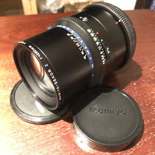 マミヤ(USTMamiya)のMamiya sekor Z 250mm f4.5 W マミヤ セコール 中判(レンズ(単焦点))