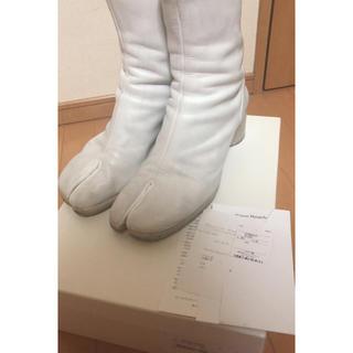 マルタンマルジェラ(Maison Martin Margiela)の足袋ブーツ 最終値下げ(ブーツ)