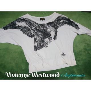 ヴィヴィアンウエストウッド(Vivienne Westwood)の中古品購入後未着用・VivienneWestwood ドルマンカットソー(カットソー(長袖/七分))
