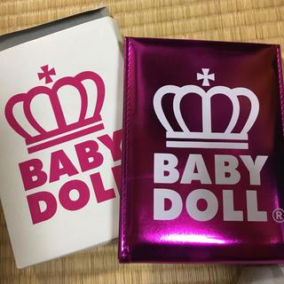 ベビードール(BABYDOLL)の新品BABY DOLLスタンドミラー ピンク!(その他)