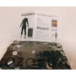 [本日掲載終了予定]新品 ZOZOスーツ メンズ サイズ6(その他)