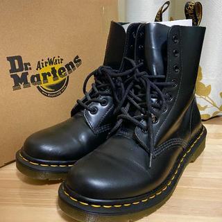 ドクターマーチン(Dr.Martens)のドクターマーチン ブラック 8ホール UK6 1460 PASCAL(ブーツ)