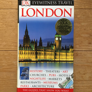 Eyewitness Travel LONDON 2007 ♥洋書♥(洋書)
