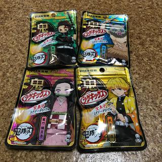 ユーハミカクトウ(UHA味覚糖)のシゲキックス鬼滅の刃 新品未開封 4種1セット(菓子/デザート)