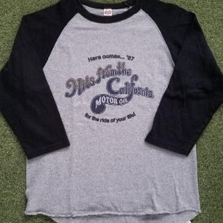 フラットヘッド(THE FLAT HEAD)のフラットヘッド 七分袖Tシャツ(Tシャツ/カットソー(七分/長袖))