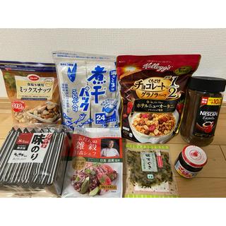【4,800円相当】人気食品 まとめ売り(その他)