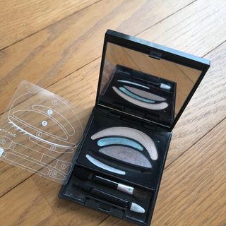 オーブクチュール(AUBE couture)のオーブ クチュール デザイニングインプレッションアイズII  501(アイシャドウ)
