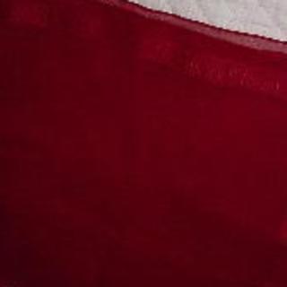 カルバンクライン(Calvin Klein)のカルバンクライン スカーフ Red イタリア製(バンダナ/スカーフ)