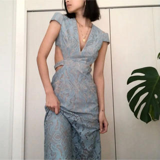 BCBGMAXAZRIA - bcbg  ロング ドレス