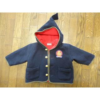 ミキハウス(mikihouse)のミキハウス コート 90サイズ(男の子用)(コート)