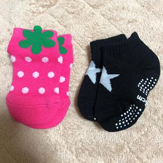 しまむら - ベビー 靴下 キッズ 9〜15cm 新品 未使用