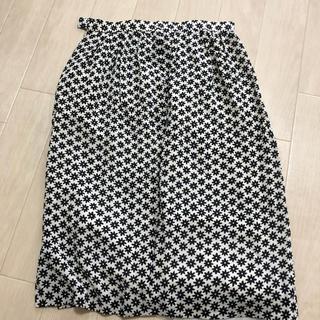 アルファキュービック(ALPHA CUBIC)のALPHA CUBICスカート(ひざ丈スカート)
