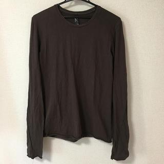 ダブルジェーケー(wjk)のwjk 長袖カットソー トップス  ロンT M(Tシャツ/カットソー(七分/長袖))