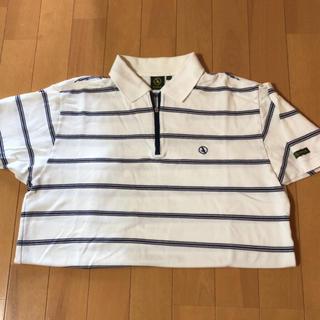 エーグル(AIGLE)のエーグル ポロシャツ M サイズ(シャツ)