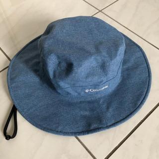 コロンビア(Columbia)のColumbia 防水キッズ ハットSサイズ(帽子)