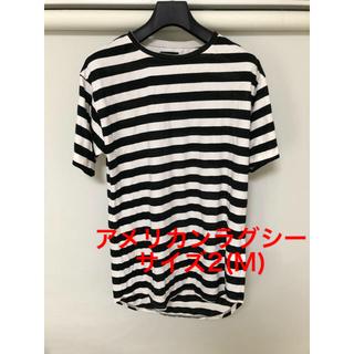 アメリカンラグシー(AMERICAN RAG CIE)のAMERICAN RAG CIE アメリカンラグシー Tシャツ サイズ2(M)(Tシャツ/カットソー(半袖/袖なし))