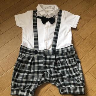 ニシマツヤ(西松屋)のフォーマル ロンパース70(セレモニードレス/スーツ)