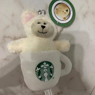 スターバックスコーヒー(Starbucks Coffee)のスターバックス ぬいぐるみ(ぬいぐるみ)