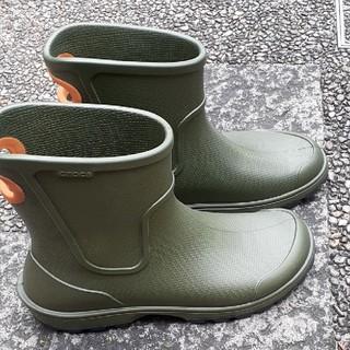 クロックス(crocs)の新品未使用のクロックス 長靴(長靴/レインシューズ)