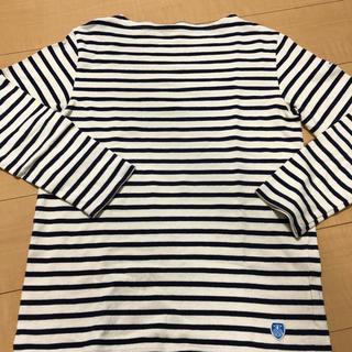 オーシバル(ORCIVAL)のオーシバル ボーダー カットソー(Tシャツ/カットソー(七分/長袖))