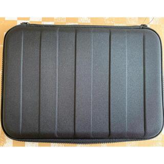ムジルシリョウヒン(MUJI (無印良品))の【送料無料】無印良品 ハードケース ブラック(iPadケース)