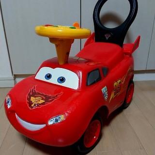 ディズニー(Disney)のカーズ マックイーン 手押し車(手押し車/カタカタ)