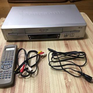 パナソニック(Panasonic)のVHSビデオデッキ(その他)