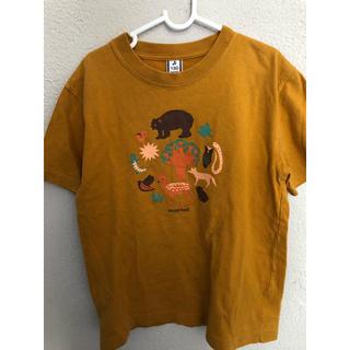 モンベル(mont bell)のmont-bell Tシャツ 130(Tシャツ/カットソー)