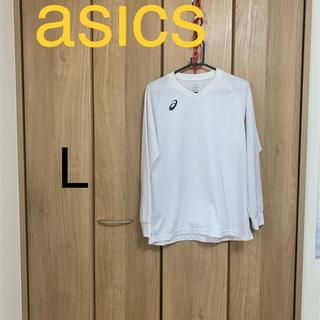 アシックス(asics)の長袖シャツ(Tシャツ(長袖/七分))